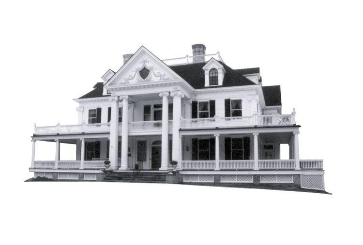 The Lounsbury House