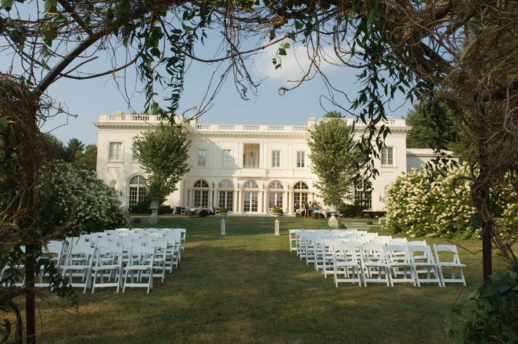Wadsworth Mansion at Long Hill Estate
